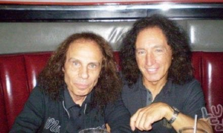"THE RODS Guitarist DAVID ""ROCK"" FEINSTEIN On His Relationship With RONNIE JAMES DIO – ""We Talked About Doing An ELF Reunion Album; We Even Worked On Some Material"" – Bravewords.com"