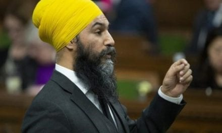 Jagmeet Singh had his big day spoiled by his ugliest poll yet | Burnaby Now