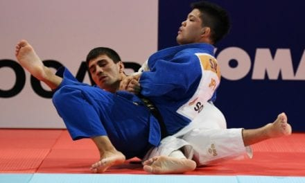 Ono crushes Orujov in Olympic rematch