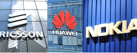 Ericsson, Huawei and Nokia are Facing an 'Oil Crisis' Upheaval | Light Reading