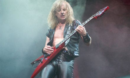 Ex-Judas Priest K.K. Downing-Talks First Show in 10 years at Bloodstock w/ Ross the Boss
