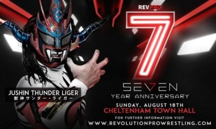 Preview: RevPro – 7 Year Anniversary Show (8/18/19)