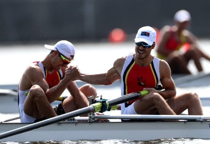 Romanian duo impress at World Rowing Junior Championships