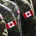 'We're going to act:' Military investigating reservist for hate group link