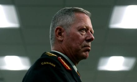 Top general says military started dealing with suspected neo-Nazi in the spring   National Observer