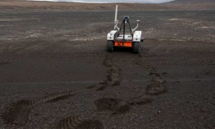 NASA Descends on Icelandic Lava Field to Get Ready For Mars Technology News