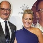 Daybreak's Samantha Armytage shares a funny throwback image of co-host Kochie in Mexico|Daily Mail Online