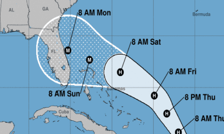 Dorian Will Hit Florida As A Major Cyclone, New Forecast States