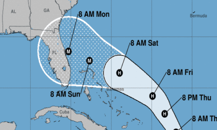 Hurricane Dorian Will Hit Florida As A Major Storm, Forecasters Say | HPPR