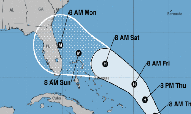 Hurricane Dorian Will Hit Florida As A Major Storm, Forecasters Say   WCLK