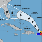 Florida Governor Declares State Of Emergency Situation As Typhoon Dorian Relocations North