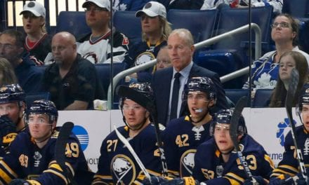 Coaching carousel: Sabres Krueger fine with being unknown – ABC News