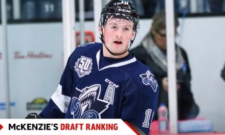 Lafreniere leads loaded class in TSN Hockey's pre-season draft ranking