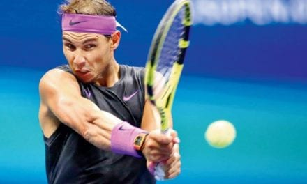 US Open 2019: Rampant Rafael Nadal launches fourth title bid