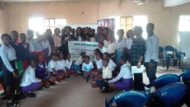 Anambra State Library And SSDO Celebrate 2019 Day of The Girl Child