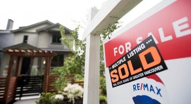 CREA reports home sales in September up from year ago – Company News – Castanet.net