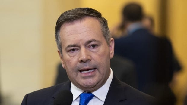 Alberta separation makes no sense, says Kenney, but leverage does | CBC News