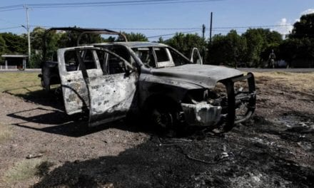 Suspected cartel shooters assail, murder a minimum of 13 law enforcement officers in west Mexico|The Japan Times