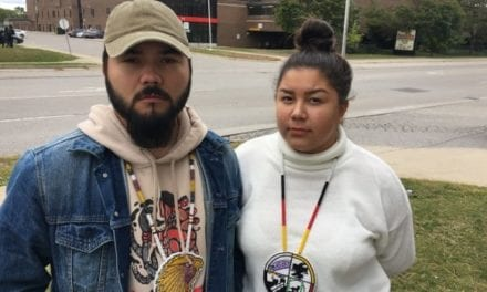 School board hires police to patrol Saunders Secondary after racial tensions flare | CBC News