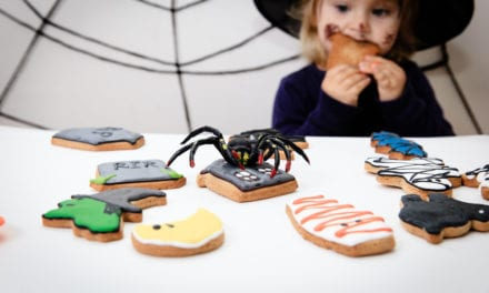Halloween and youngsters– how do you handle sweet with your young children?
