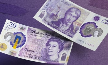 Bank of England reveals its 'most secure' note yet