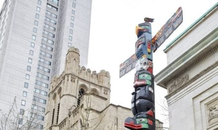 MMFA asking for public's help in finding missing totem pole hand   CBC News