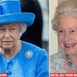 The Queen has an 'outstanding' memory and can recall the meaning behind each piece of jewellery   Daily Mail Online