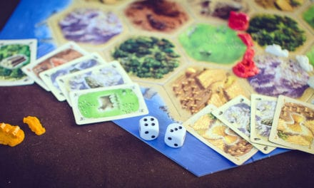 A Clue From Settlers of Catan by Anna-Liza Kozma – Convivium Magazine