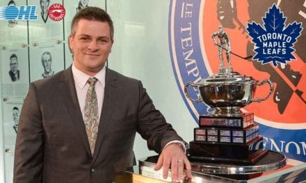 Former OHL Coach of the Year Sheldon Keefe named head coach of Maple Leafs