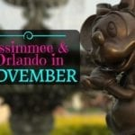 Kissimmee & Orlando in November 2019 – Plenty to be Thankful For