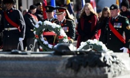 Here's where Remembrance Day ceremonies are being held in Ottawa   CBC News