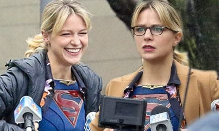 Supergirl's Melissa Benoist seen for the first time since domestic violence revelations | Daily Mail Online
