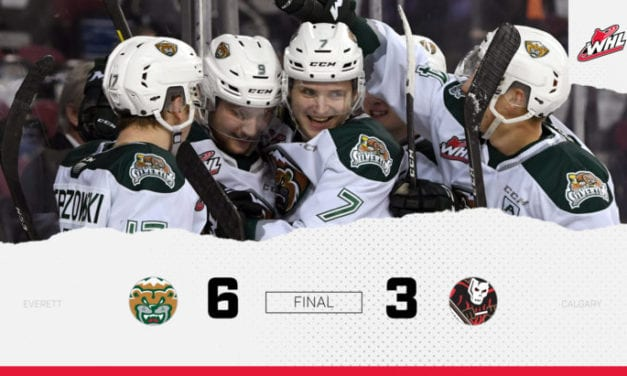 WHL Tonight: Vancouver Giants find winning form in strong Teddy Bear Toss showing
