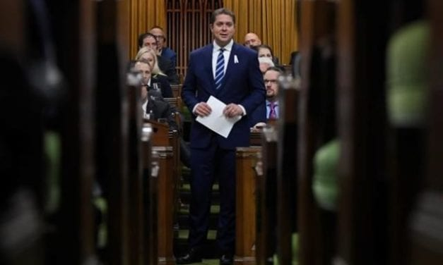 Scheer isolated as lone champion of energy sector, carbon tax foe – Canada News – Castanet.net