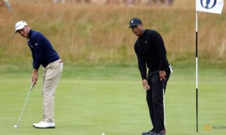 Woods to pair with Thomas in opening fourballs at Presidents Cup – CNA