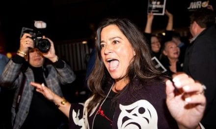Jody Wilson-Raybould chosen Canada's newsmaker of the year