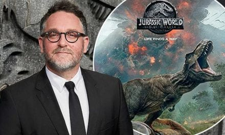 Jurassic World 3 director Colin Trevorrow has chosen a name for the third movie in the franchise | Daily Mail Online