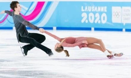 Canadian pair skate to season-best performance at Youth Olympics | CBC Sports