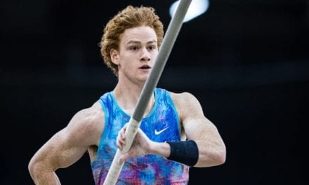 'I'm going to focus on fun:' Shawn Barber happier, healthier in pole vault comeback | CBC Sports