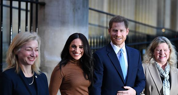 Oscars 2020: Meghan Markle & Prince Harry to present an award? Here's how they responded to the invite