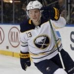 Vesey, Hutton help Sabres beat Rangers