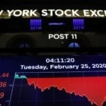 Investors ditch market risk as stocks fall into correction – CNA
