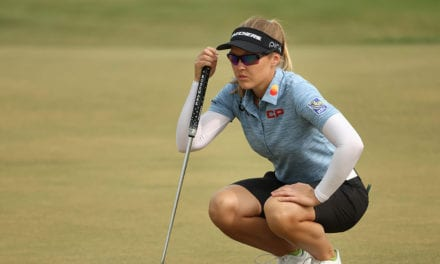 Henderson charges into a share of lead at ANA Inspiration – Golf Canada