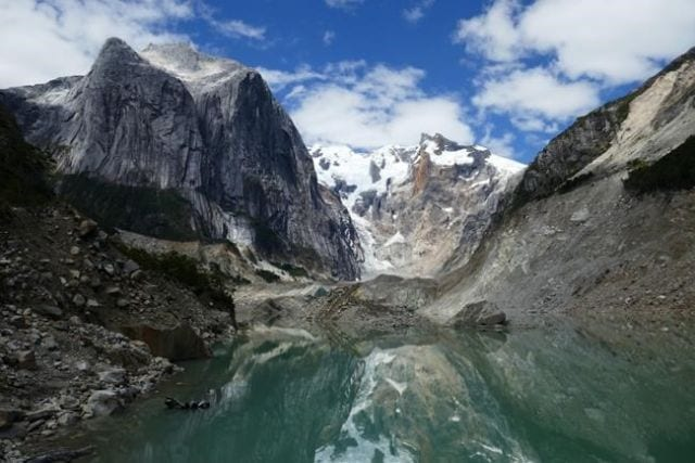 Climate change creating vast new glacial lakes, future flooding risk – Canada News – Castanet.net