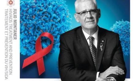 Pioneering B.C. HIV/AIDS researcher honoured on new Canada Post stamp  | Globalnews.ca