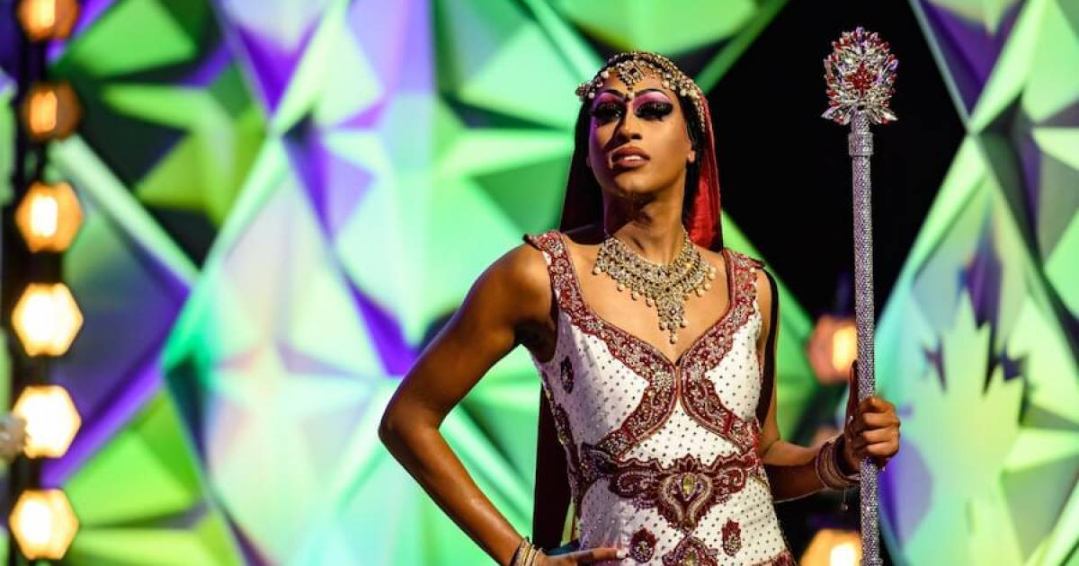 Canada's Drag Race winner Priyanka on double lives and drag shopping in Little India