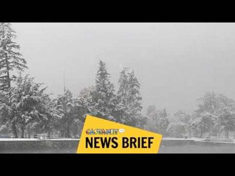 Environment Canada predicts up to 5cm of snow Monday evening – Kelowna News – Castanet.net