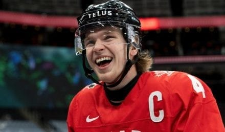 Canada dominates in 10-goal blowout over Switzerland at World Juniors   Offside