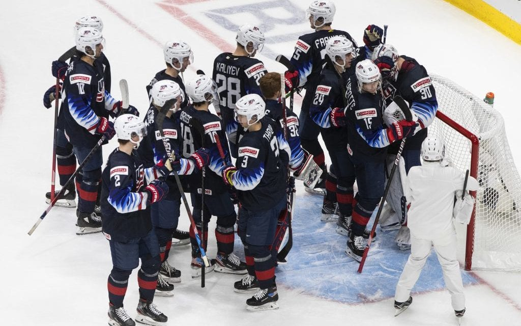 U.S. beats Canada 2-0 to capture gold at world junior hockey championship – CityNews Toronto