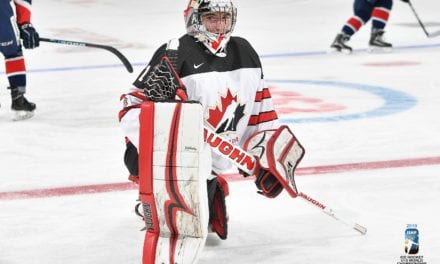 Gauthier finds silver lining following World Junior experience with Team Canada | My Prince George Now